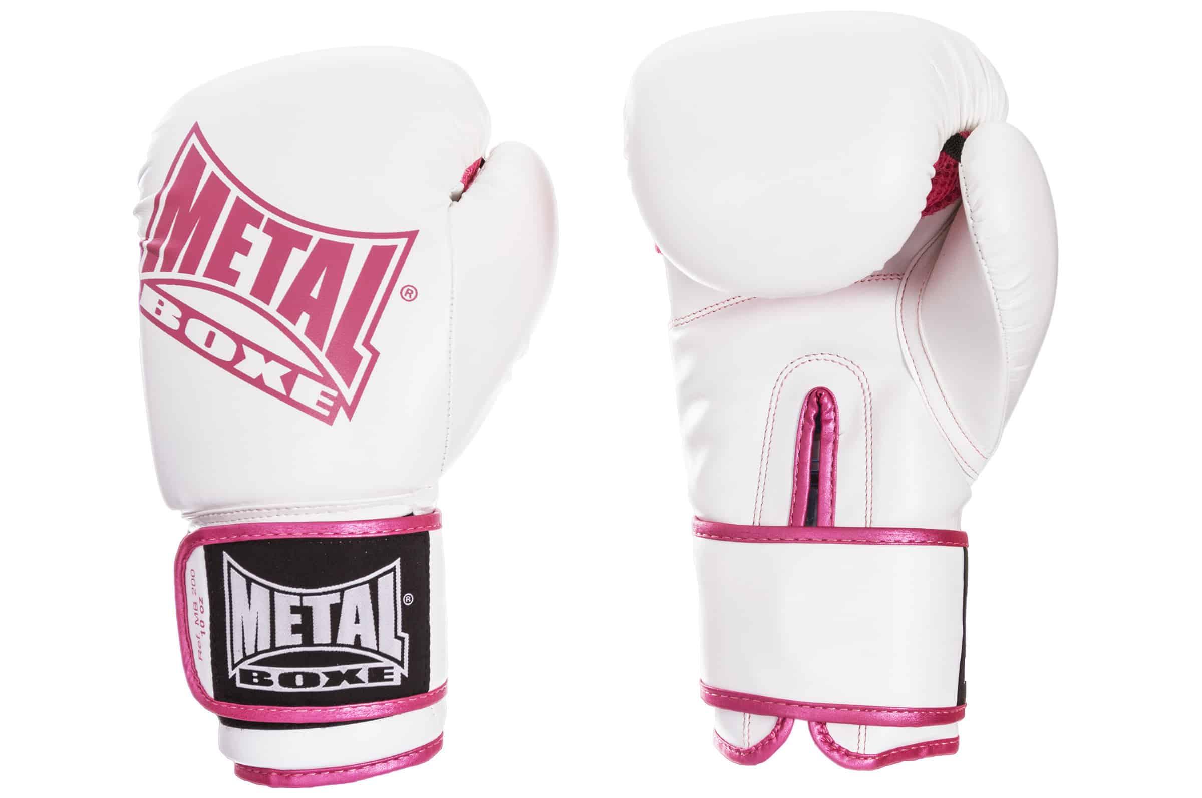 gants de boxe entrainement femme