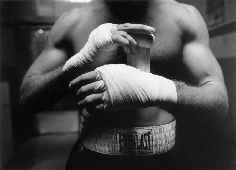 bandage de boxe